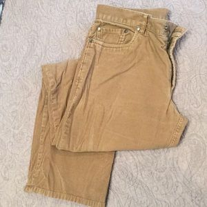 "Brooks Brothers Corduroy Pants 34""x32"""